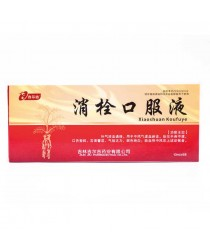 ELIXIR ON HERBS TO IMPROVE BLOOD CIRCULATION SYAO SHUAN XIAO SHUAN KOUFUYE