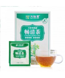"antiplaque tea ""Chang Qing"" Wansongtang to cleanse the body"