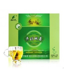 2019 Chinese Tea (Qing Qian Liu Jiang Tang Cha) from diabetes