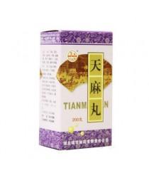 """Pills Getting muscles """"Tianmu"""" (Tianma Wan)"""