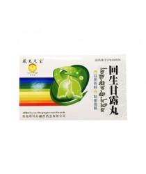 """Restorative pill for lung """"Hueyshen Ganluo Wan"""" (Huisheng Ganlu wan)"""