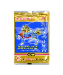 10 Packs PEIDU Bone-building Musk Herbal Plaster for Musk Analgestic, Pain Relief Plaster