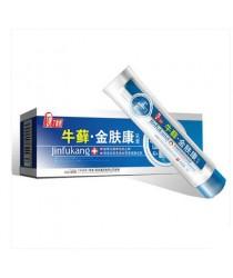 """Ointment for psoriasis """"Nyusyan Tszinfukan"""" (Niuxian Jinfukang)"""