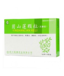 "Granules ""Inshanlyan Keli"" (Yinshanlian Keli) for the treatment of liver and gall bladder"